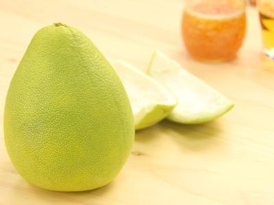 吃不完的柚子再利用